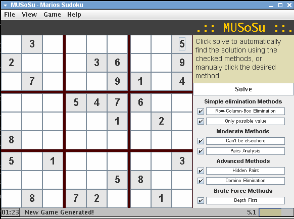 MUSoSu Screenshot